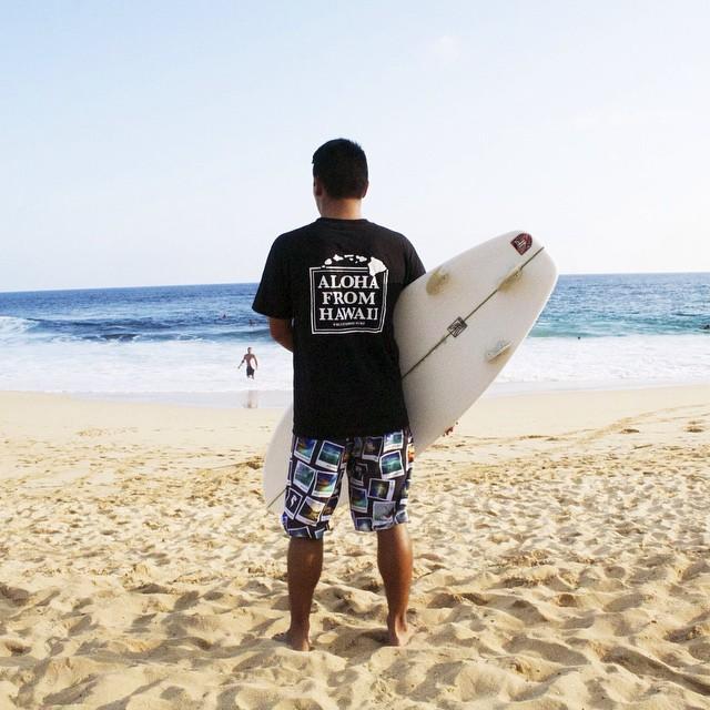 ハワイサンディビーチコレクションボードショーツ