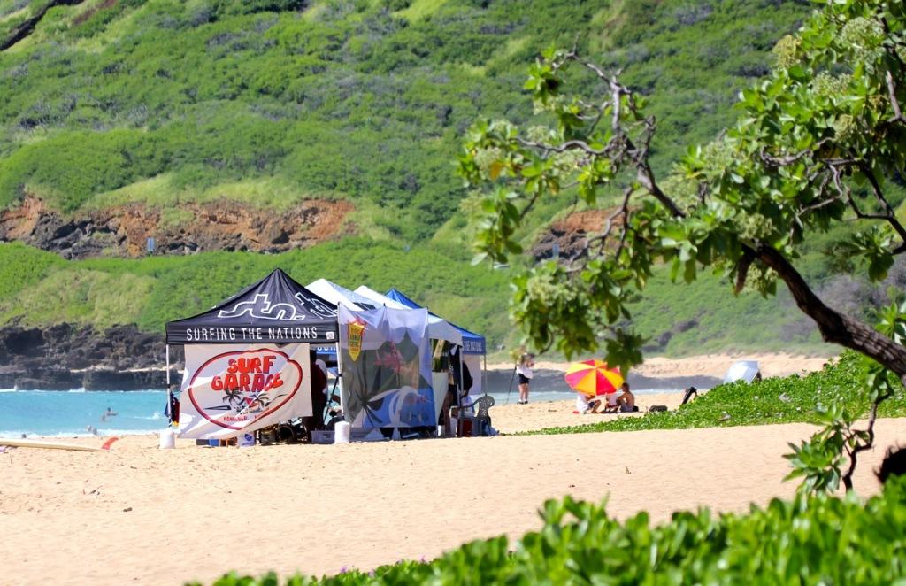 サンディビーチサーフィン大会