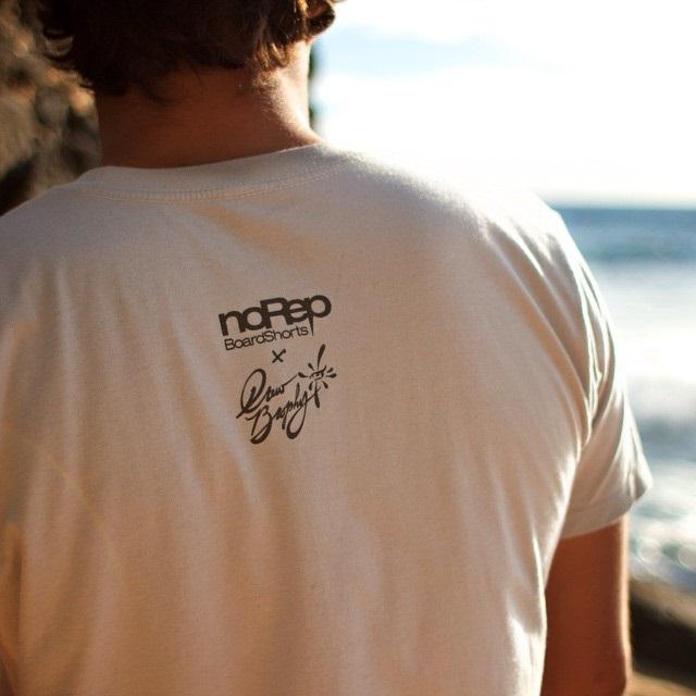 ドリューブロフィコラボTシャツ