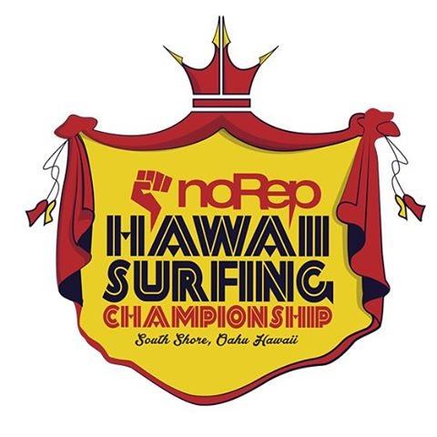 ノーレップ主催ハワイサーフィンチャンピオンシップ