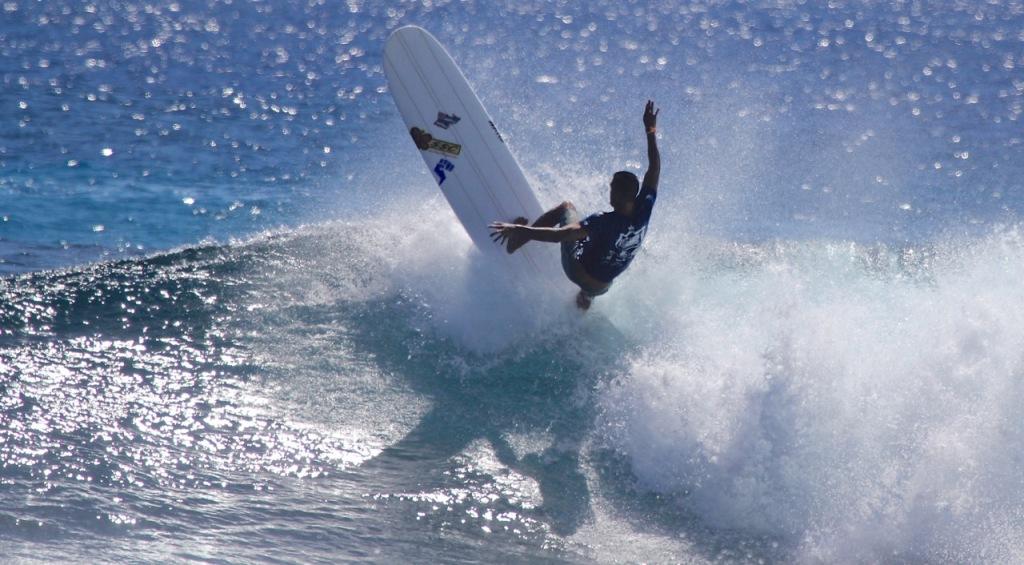ハワイサーフィンチャンピオンシップネルソン