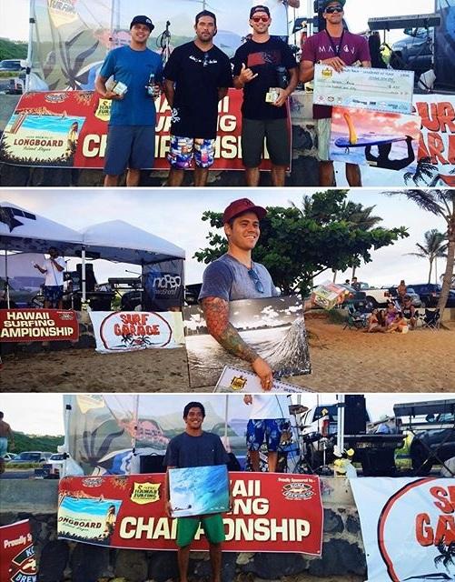 ハワイサーフィンチャンピオンシップ最終戦