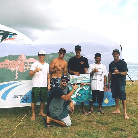ロングボードハワイサーフィンチャンピオンシップ