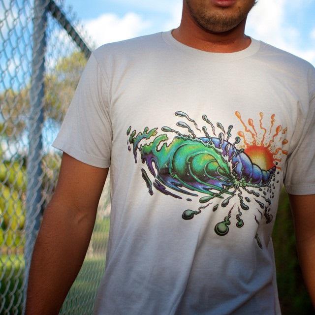 ドリューブロフィーコラボレーションTシャツ