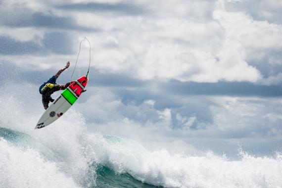 ハワイサーフィンチャンピオンシップケワロスショートボード