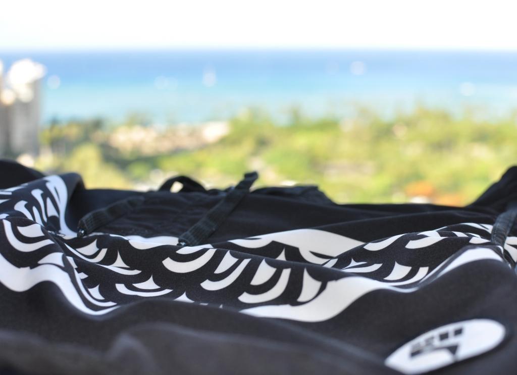 ボードショーツはハワイのブランド
